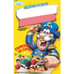 Answer CRUNCH BERRIES