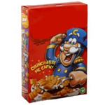 Answer CAP N CRUNCH