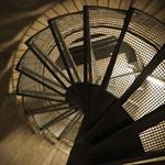 Answer stairs,spiral