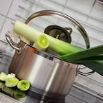 Answer Leeks,Cookware